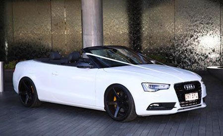 Audi A5 Cabriolet 3.0 TFSI S Tronic